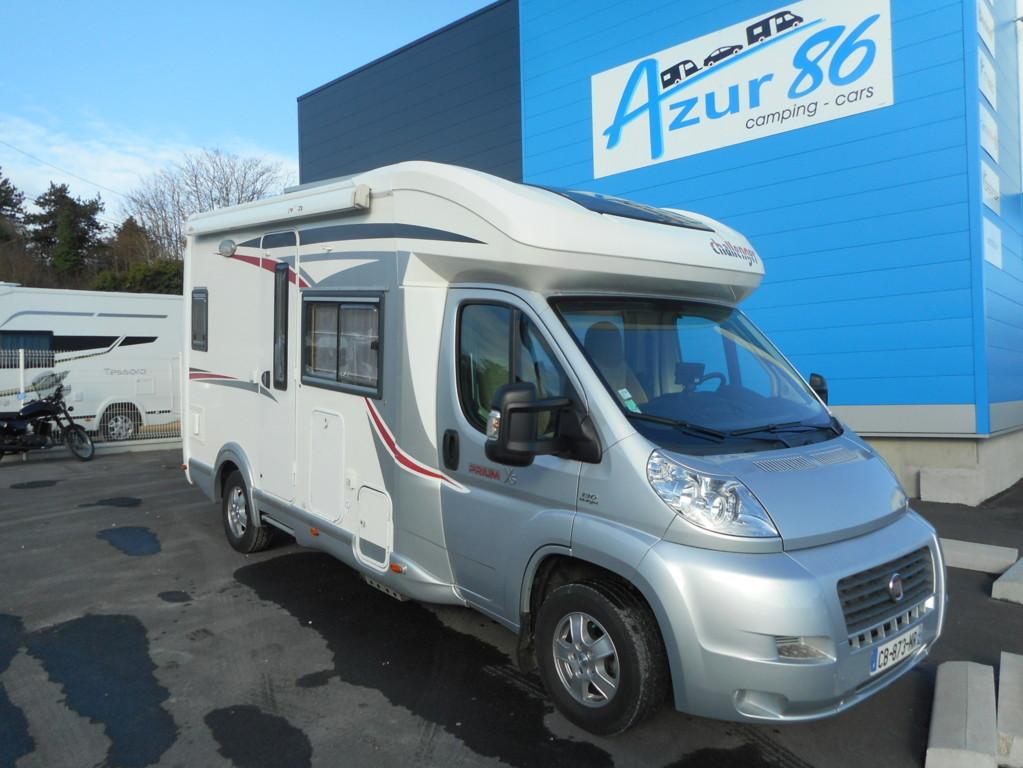 challenger prium xs occasion de 2012 fiat camping car en vente migne auxances vienne 86. Black Bedroom Furniture Sets. Home Design Ideas