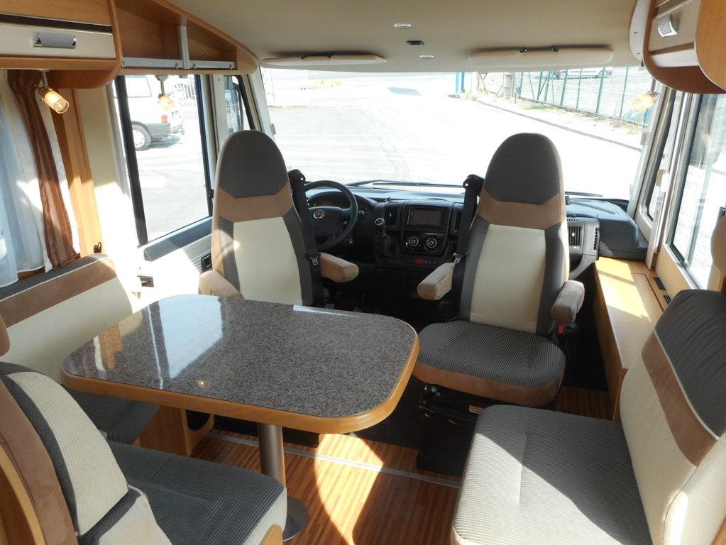 dethleffs advantage i 6851 occasion de 2012 fiat camping car en vente migne auxances vienne. Black Bedroom Furniture Sets. Home Design Ideas