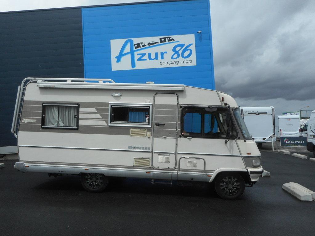 hymer b 594 occasion de 1994 citroen camping car en. Black Bedroom Furniture Sets. Home Design Ideas