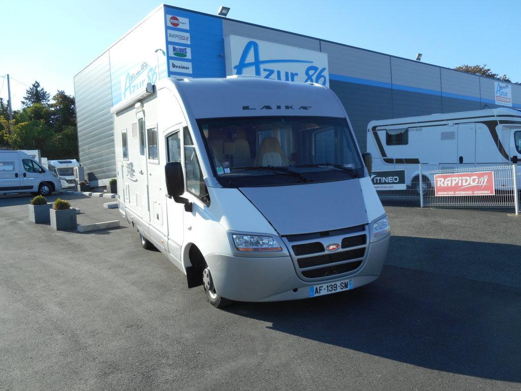 laika rexosline 721 occasion de 2009 iveco camping car en vente migne auxances vienne 86. Black Bedroom Furniture Sets. Home Design Ideas