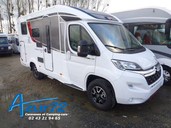 Burstner Travel Van T590 Edition 30