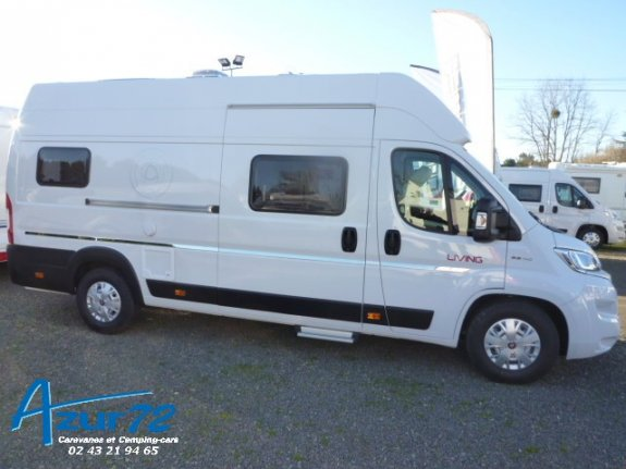 Neuf Campereve Living Van vendu par AZUR 72