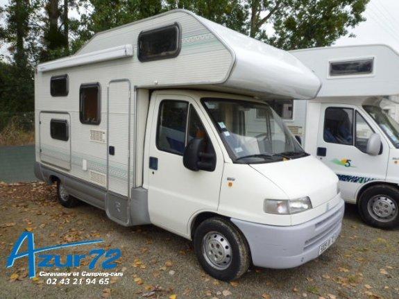 Occasion Rimor Europeo 50 vendu par AZUR 72