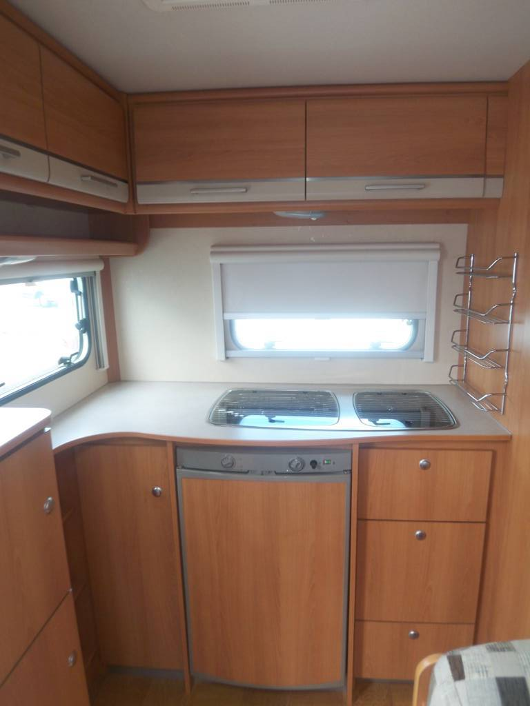 Caravelair ambiance style 465 occasion 9900 id n 9420 for Vendeur cuisine