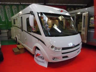 Carthago C Tourer I 144 France Line