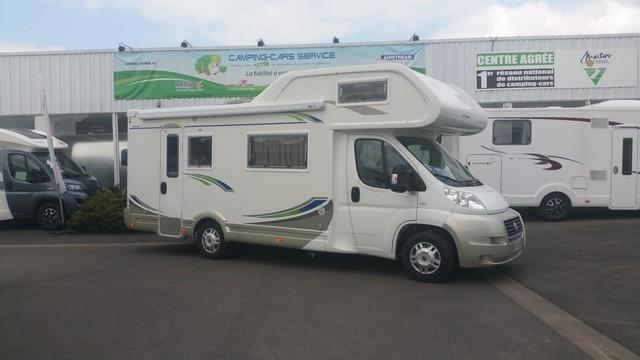 autostar auros 17 occasion de 2009 fiat camping car en vente loison sous lens pas de calais. Black Bedroom Furniture Sets. Home Design Ideas