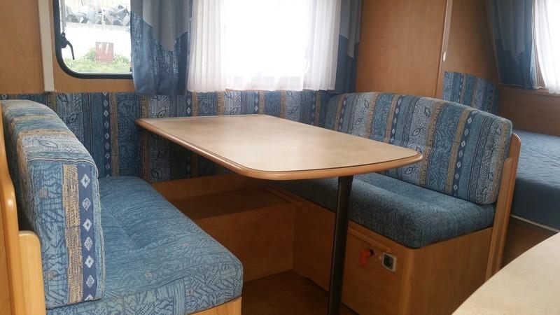 caravelair style 400 occasion caravane vendre en pas de. Black Bedroom Furniture Sets. Home Design Ideas