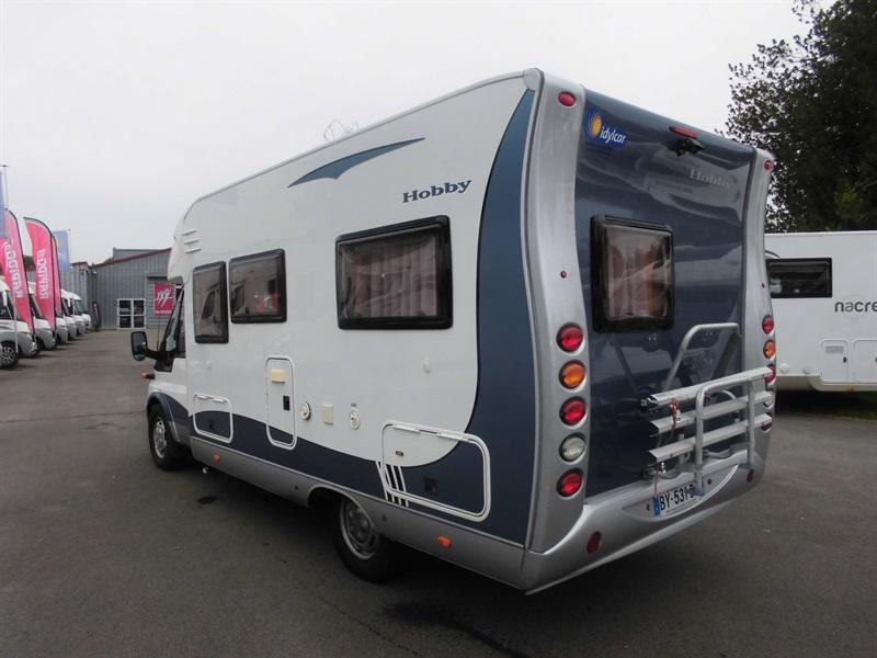 hobby siesta 600 occasion de 2005 ford camping car en vente francastel oise 60. Black Bedroom Furniture Sets. Home Design Ideas
