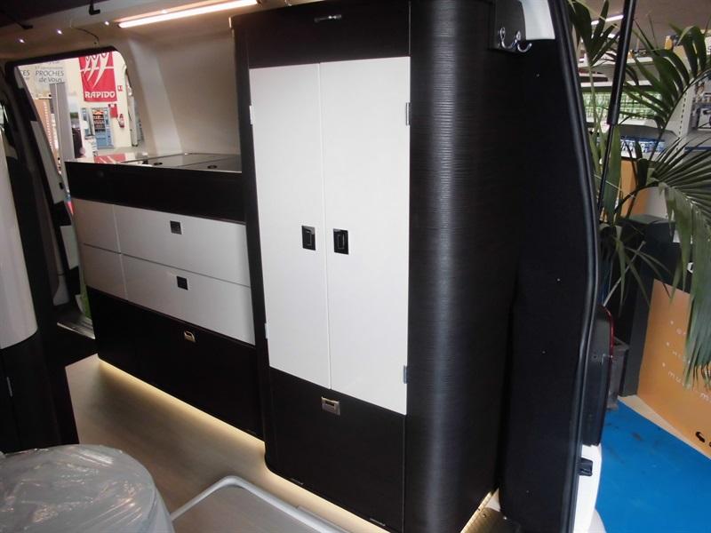 westfalia kepler neuf de 2017 vw camping car en vente francastel oise 60. Black Bedroom Furniture Sets. Home Design Ideas