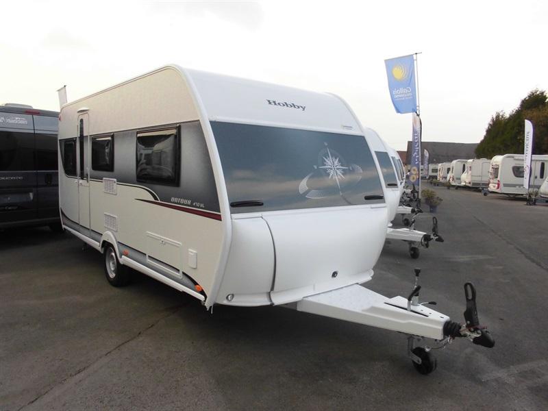 hobby 470 ul on tour neuf de 2017 caravane en vente francastel oise 60. Black Bedroom Furniture Sets. Home Design Ideas