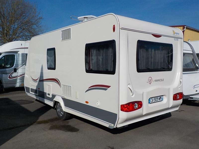 la mancelle lm 440 sa occasion de 2013 caravane en vente francastel oise 60. Black Bedroom Furniture Sets. Home Design Ideas