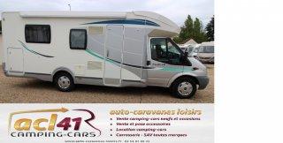 Occasion Chausson Flash 28 vendu par AUTO CARAVANES LOISIRS