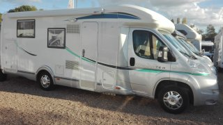 achat Chausson Welcome 78 EB AUTO CARAVANES LOISIRS