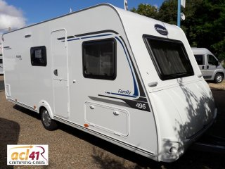 Caravelair Antares Style 496