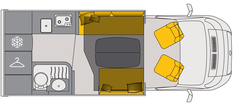 Bavaria T 626 D Intense
