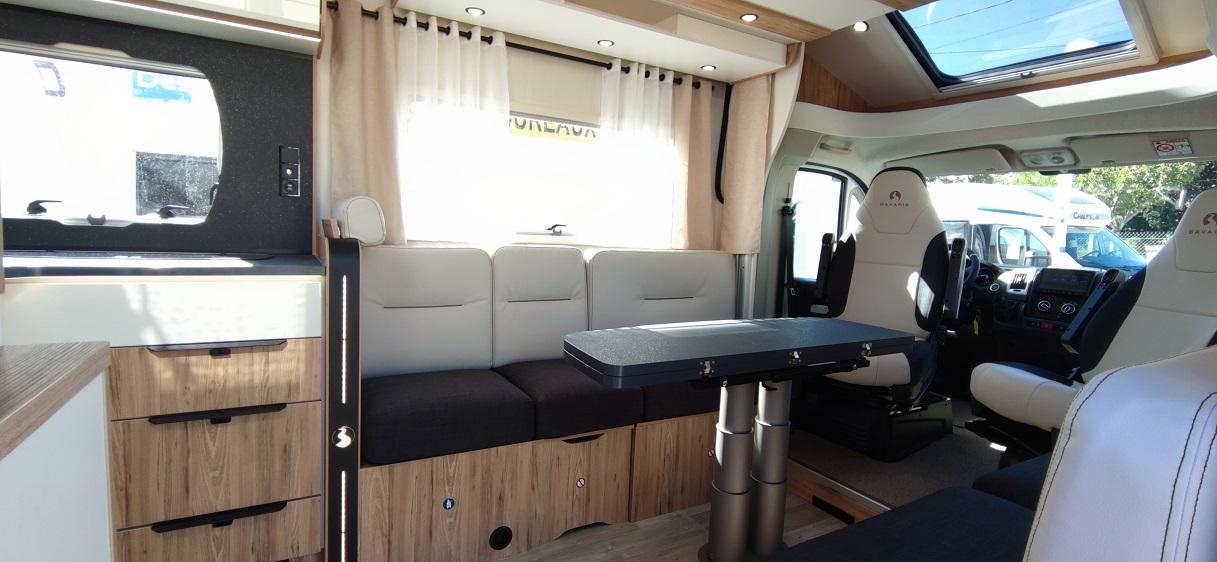 Bavaria T 696d Nomade
