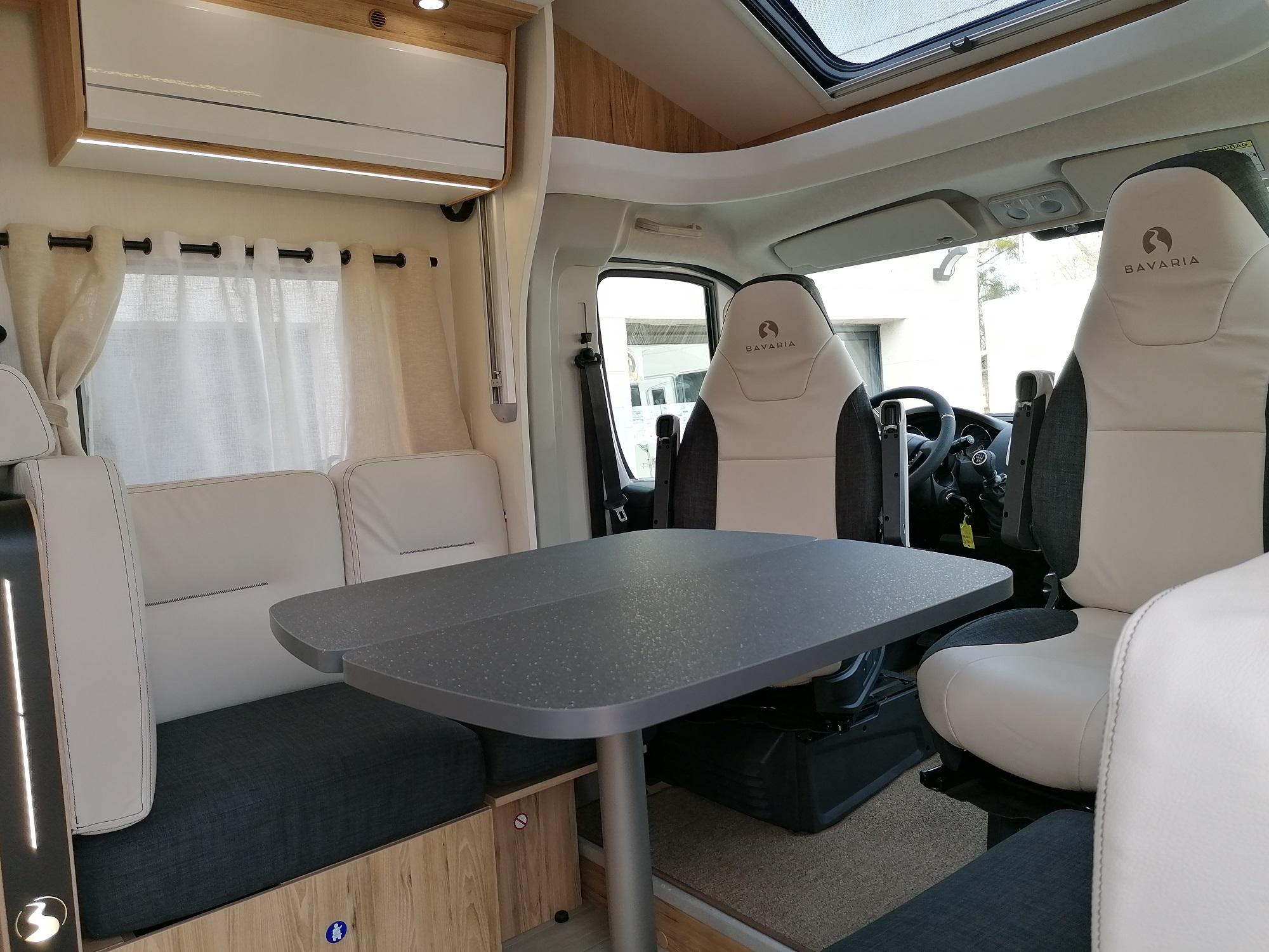 Bavaria T 726 Fc Nomade