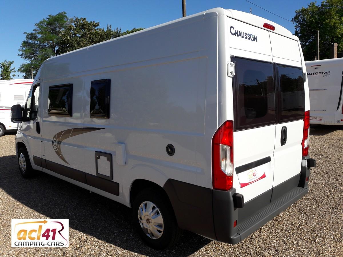 chausson twist v594 occasion porteur fiat ducato 2 3l 130ch camping car vendre en loir et. Black Bedroom Furniture Sets. Home Design Ideas