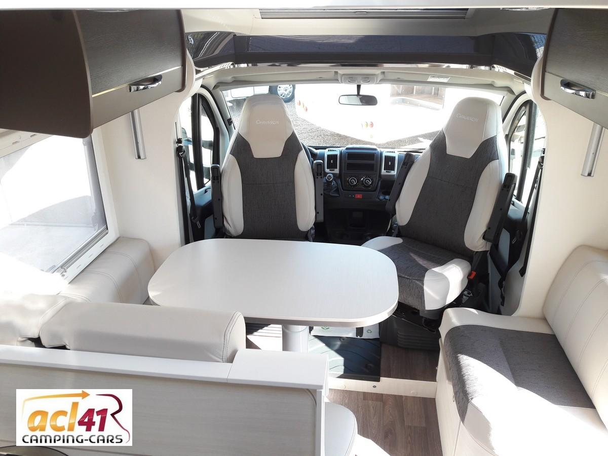 chausson welcome 737 neuf de 2017 fiat camping car en vente suevres loir et cher 41. Black Bedroom Furniture Sets. Home Design Ideas