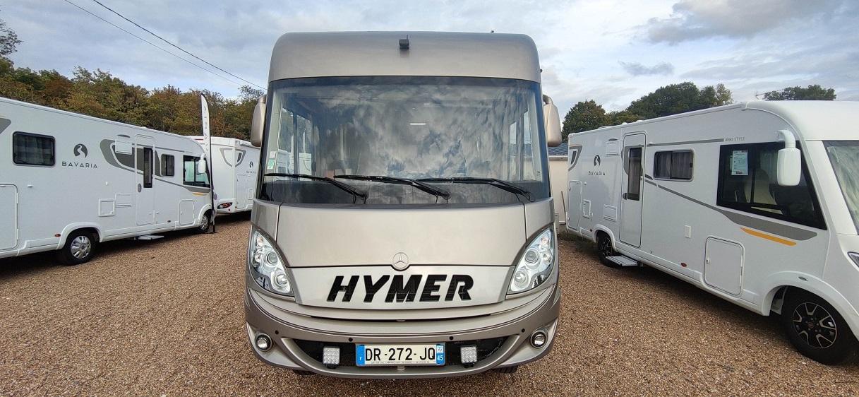 Hymer B 690 Starline
