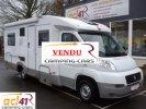 achat camping-car Burstner Solano T 615