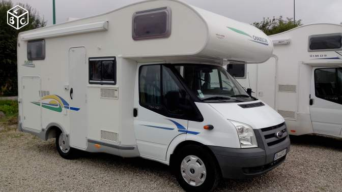 Camping Car Occasion Cernay