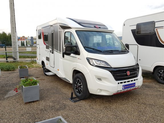 Burstner Travel Van T 590 G