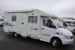 Occasion Pilote Pacific 651 vendu par EXPO CAMPING SPORT