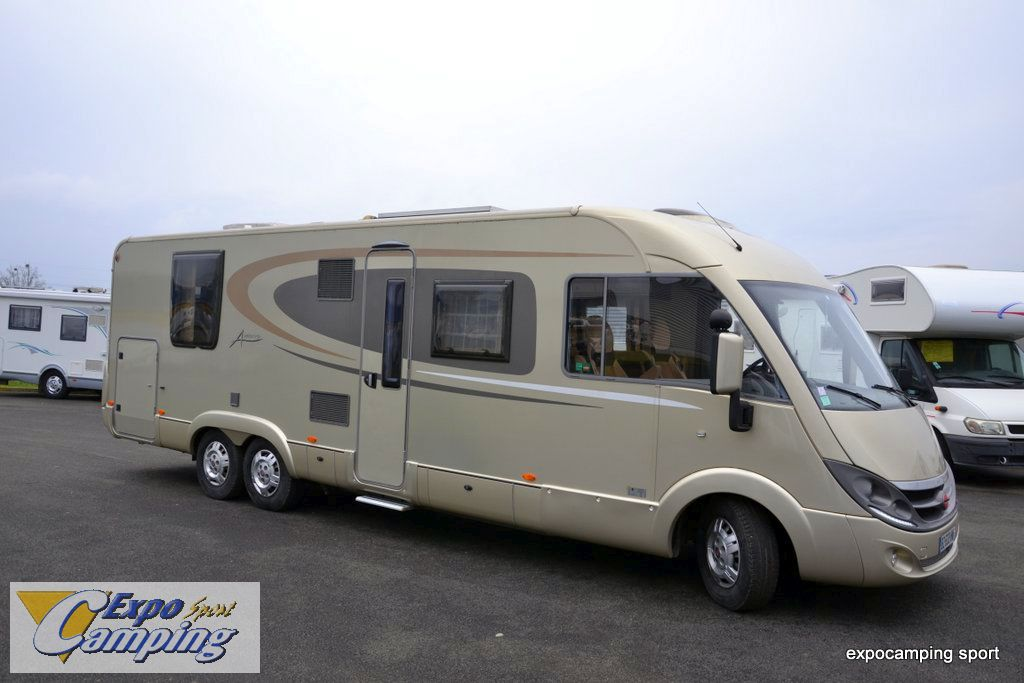 Expo Camping Car Sport