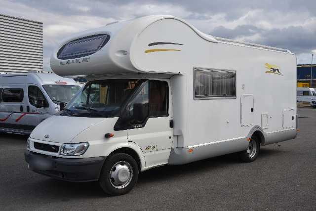 laika x 700 occasion de 2006 ford camping car en vente pierrelaye val d oise 95. Black Bedroom Furniture Sets. Home Design Ideas