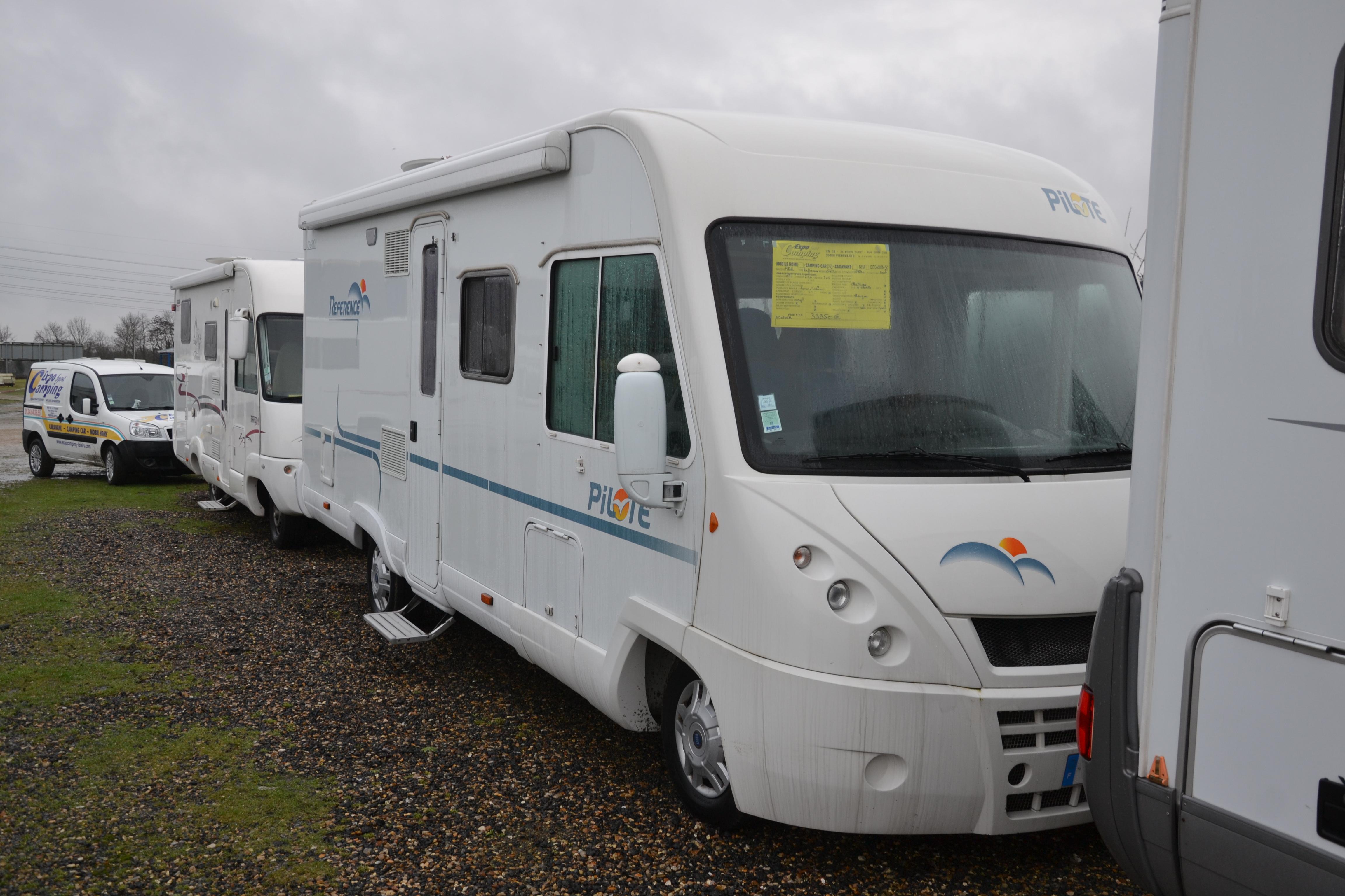pilote reference 690 occasion de 2007 fiat camping car en vente pierrelaye val d oise 95. Black Bedroom Furniture Sets. Home Design Ideas