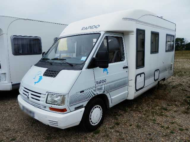 rapido le randonneur occasion de 1997 renault camping car en vente pierrelaye val d oise 95. Black Bedroom Furniture Sets. Home Design Ideas