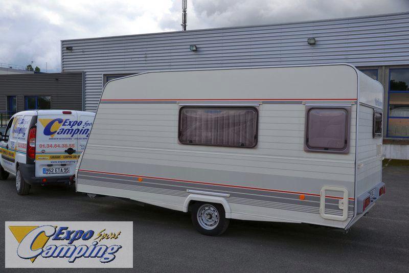 sterckeman alize 400 cp occasion caravane vendre en val d oise 95 ref 11121. Black Bedroom Furniture Sets. Home Design Ideas