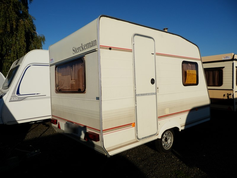 sterckeman escale 330 m occasion caravane vendre en val d oise 95 ref 6456. Black Bedroom Furniture Sets. Home Design Ideas