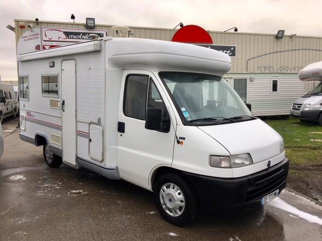 challenger 102 occasion de 1998 fiat camping car en vente berck sur mer pas de calais 62. Black Bedroom Furniture Sets. Home Design Ideas