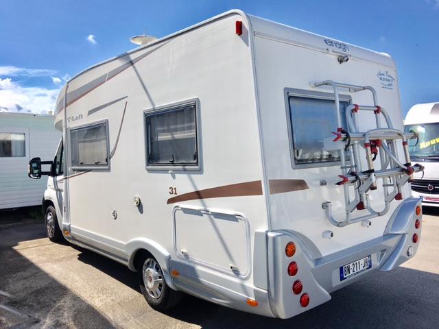 elnagh t loft 31 occasion de 2011 fiat camping car en vente berck sur mer pas de calais 62. Black Bedroom Furniture Sets. Home Design Ideas