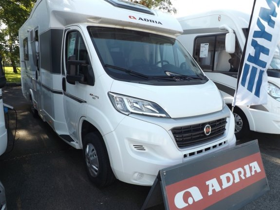 Adria Matrix 670 Slt