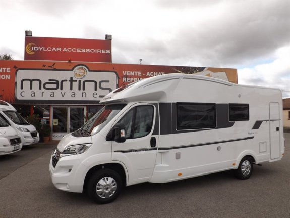 Adria Matrix Axess 600 Dt