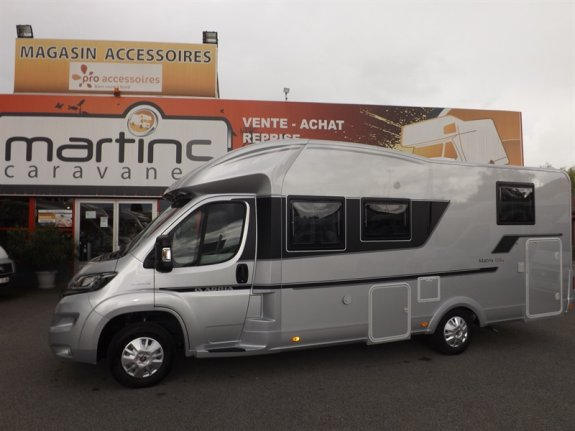 Adria Matrix Supreme 670 Dc