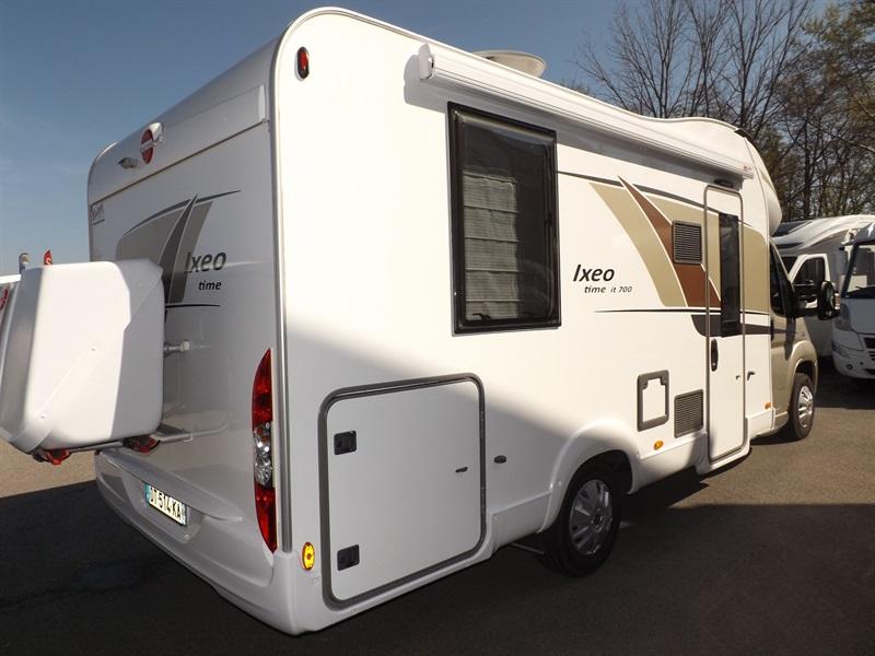 burstner ixeo it 700 occasion porteur fiat duca o 2 3l mul ije 130ch diesel camping car. Black Bedroom Furniture Sets. Home Design Ideas