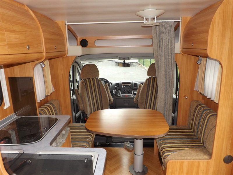 burstner marano t 580 occasion porteur fiat duca o 2 3l mul ije 130ch diesel camping car. Black Bedroom Furniture Sets. Home Design Ideas