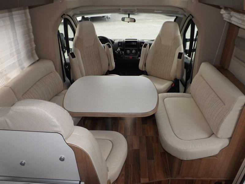 hymer tramp 698 cl neuf porteur fiat duca o 2 3l mul ije 130ch diesel camping car vendre en. Black Bedroom Furniture Sets. Home Design Ideas