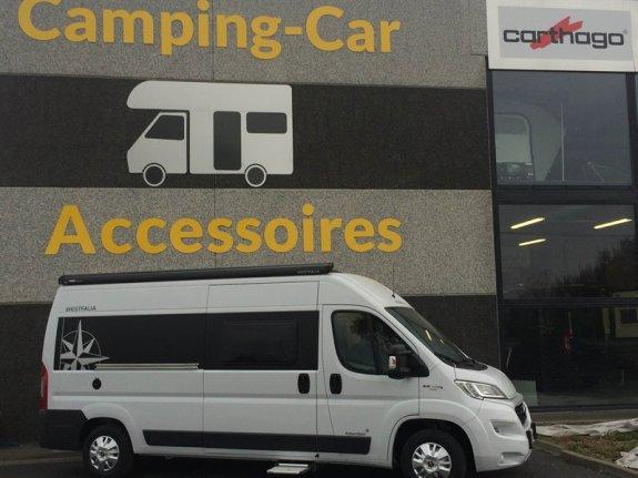 cote argus westfalia amundsen 540 d l 39 officiel du camping car. Black Bedroom Furniture Sets. Home Design Ideas