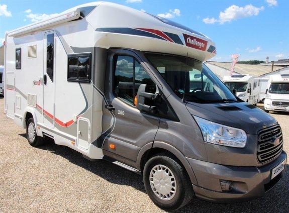 cote argus challenger mageo 280 l 39 officiel du camping car. Black Bedroom Furniture Sets. Home Design Ideas