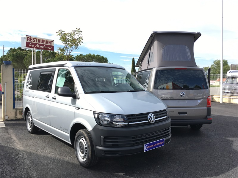 westfalia club joker city neuf de 2017 - vw