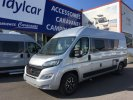 achat camping-car Burstner City Car 603