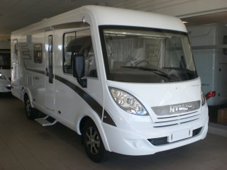Hymer Exsis I 578 Experience