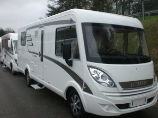 Hymer Exsis I 598 Experience