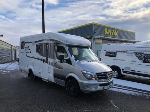 hymer hymer mlt 580 occasion de 2015 mercedes camping car en vente l 39 etrat loire 42. Black Bedroom Furniture Sets. Home Design Ideas