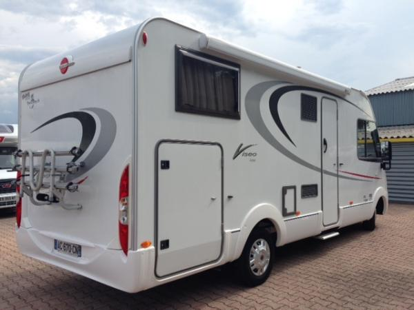 burstner viseo i 694 occasion de 2009 fiat camping car en vente l 39 etrat loire 42. Black Bedroom Furniture Sets. Home Design Ideas